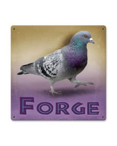 Pigeon Forge, Home and Garden, Metal Sign, 12 X 12 Inches