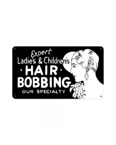 HAIR, Nostalgic, Vintage Metal Sign, 14 X 8 Inches