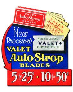 AUTO STROP, Nostalgic, Plasma, 15 X 20 Inches