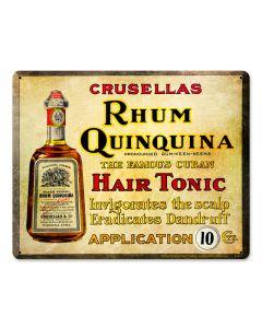 Rrhum Quinquina, Nostalgic, Plasma, 15 X 20 Inches