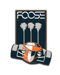 Tree Palms Logo Plasma Shape, Featured Artists/Chip Foose Signs, Plasma, 22 X 16 Inches