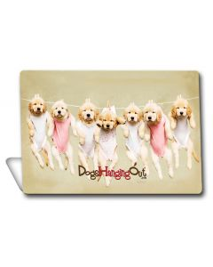 7 Dogs Topper, Anilmals, TOPPER, 6 X 4 Inches