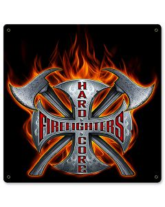 Hardcore Firefighters, Licensed Products/Erazorbits, PLASMA , 12 X 12 Inches
