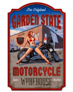 Garden State Day, Featured Artists/American Beauties by Greg Hildebrandt, Plasma, 20 X 30 Inches