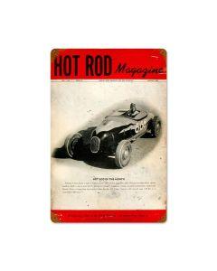 Premier Issue (Jan. 1948), Automotive, Vintage Metal Sign, 12 X 18 Inches