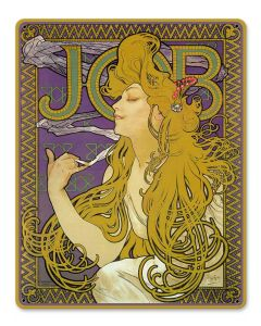 "Mucha Jobs, Rolling Papers, Metal Sign12""x15"""