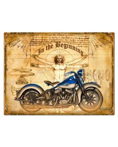 Devinci Bike Vintage Sign, Other, Metal Sign, Wall Art, 30 X 23 Inches