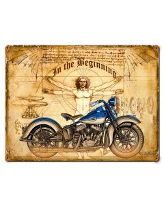 Devinci Bike Vintage Sign, Other, Metal Sign, Wall Art, 16 X 12 Inches