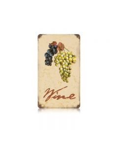 Wine Cellar Vintage Sign, Bar and Alcohol , Metal Sign, Wall Art, 8 X 14 Inches