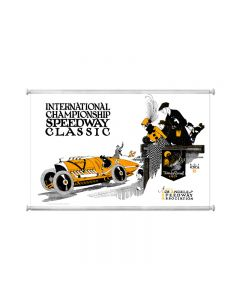 International Classic, Automotive, Giclee Printed Canvas, 25 X 36 Inches