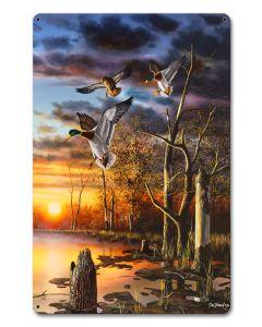 Evening Splendor, Featured Artists/Jim Hansel Art, Satin, 12 X 18 Inches