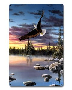 Sky Dancer, Featured Artists/Jim Hansel Art, Satin, 12 X 18 Inches