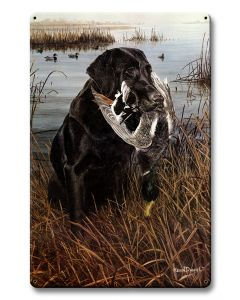 A Friend In The Marsh, Featured Artists/Kevin Daniel Art, Satin, 12 X 18 Inches