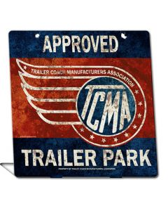 APPROVED TRAILER PARK, , , 6 X 6 Inches
