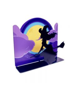 Witch 3D Topper, Home and Garden, Table Topper, 7 X 7 Inches