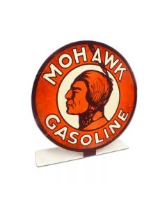 Mohawk Gas Topper, Automotive, Table Topper, 8 X 8 Inches