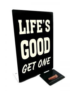 Life'S Good, Table Toppers, Table Topper, 4 X 6 Inches