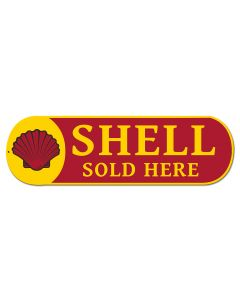 Shell Sold Here, Featured Artists/Shell, Plasma, 27 X 8 Inches