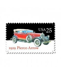 1929 Pierce Arrow, Automotive, Vintage Metal Sign, 16 X 24 Inches