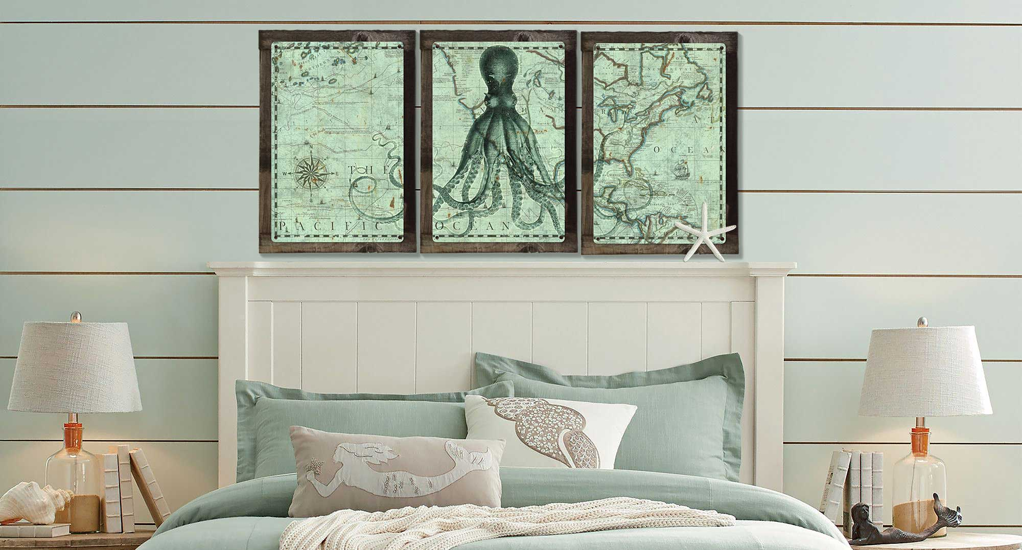 Nautical Wall Art and Home Decor